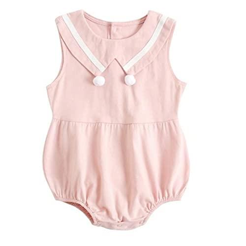 Awasa Body sin mangas para bebé de 0 a 36 meses, con cuello y bolsa para niños pequeños