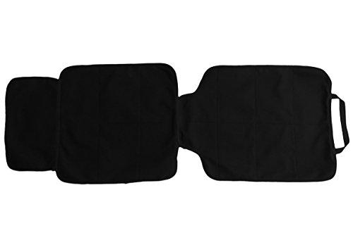 Globtex Kindersitzunterlage, Schonauflage für die Autositze, Schutzhülle für Ihren Autositz Passend für Omega