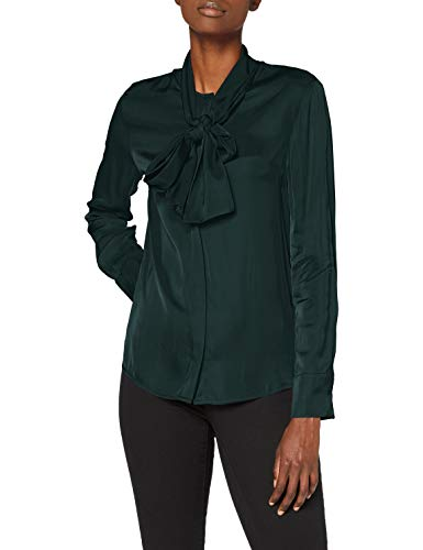 Replay W2027 .000.83886 Bluse, Damen, Grün M