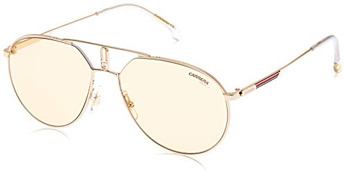 Carrera 1025/S gafas de sol, Oro Gris, 59 Unisex Adulto