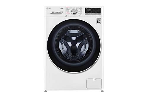 Lavasecadora LG F4DN408S0