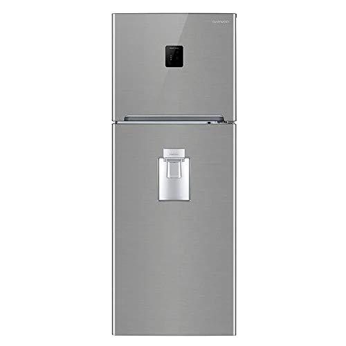 Refrigerador de 14Pies cúbicos Glam Silver Daewoo Control digital externo