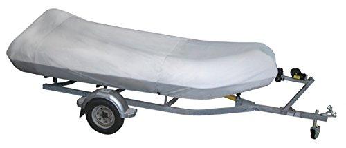 Oceansouth Abdeckplane für Schlauchboote mit rundem oder eckigem Bug, Maße:328x235cm