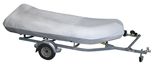 Oceansouth Abdeckplane für Schlauchboote mit rundem oder eckigem Bug, Maße:358x245cm