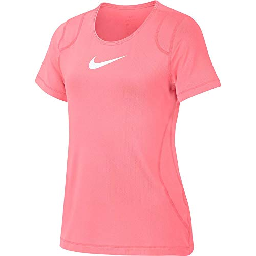 Nike Kinder NP T-Shirt, Pink Gaze/White, M
