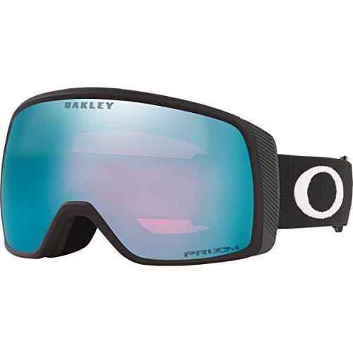 Oakley Unisex adulto FLIGHT-TRACKER-XS-0OO7106710605 FLIGHT-TRACKER-XS-0OO7106710605, (05 MATTE BLACK w PRIZM SNOW SA)