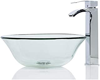 Amazon.es: lavabo cristal