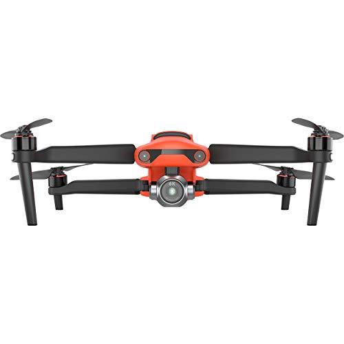 Autel Robotics EVO2 Drone UAV - EVOII Pro Quadcoptor, 3-Axis Gimbal HDR 6K Camera with 20MP 1'CMOS Sensor(f/2.8–f/11 Aperture/5472x3076 Video Resolution) GPS 40mins Max Flight Time + Smart Controller