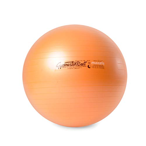 Pezziball maxafe Pezzi Ball Gymnastikball 42 cm grün