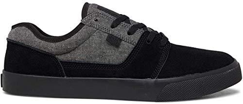 DC Shoes Tonik TX Se, Basket Homme, Noir Black Black DK Grey, 45 EU