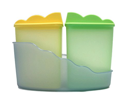 Tupperware Impressions Condiment Caddy