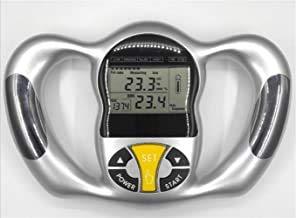 QINGTIAN Analizador de Grasa Corporal de Mano,analizador de Grasa Manual con precisión de 6 Segundos,analizador de Grasa Corporal