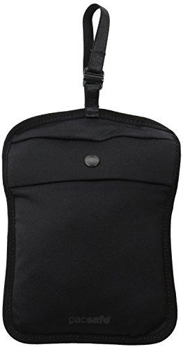 Pacsafe CoverSafe S60Diebstahlschutz Secret Gürteltasche, schwarz (schwarz) - 10123