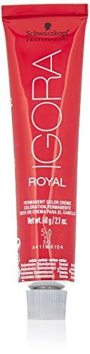 Schwarzkopf Professional Igora Royal Hair Color - 5-0 Light Brown