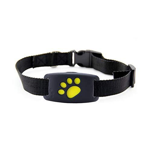 Sunzit Rastreador GPS para Mascotas, Perros Dispositivo de Seguimiento GPS para Mascotas, localizador GPS para Perros GPS Collar (No para Gatos)