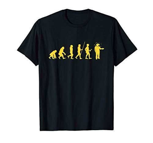 Apicultor Evolución de las Abejas Apicultura y Miel Camiseta