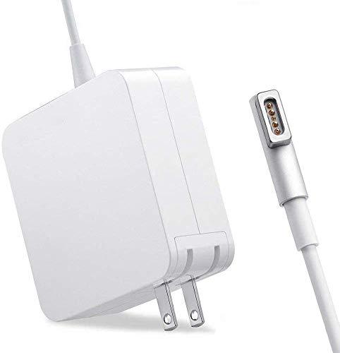 Hebest Macbook Pro 充電器【PSE認証】60W L型 Mac 互換電源アダプタ L字コネクタ Mac Bookと13インチ 用