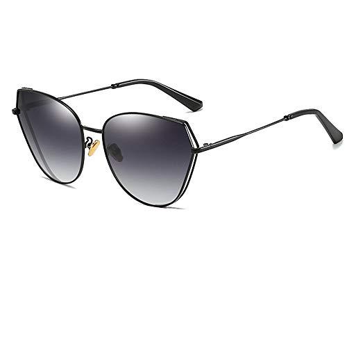 Nuevas gafas de sol/Protección UV/Unisex/Polarizador clásico/Marco de metal/Ciclismo, Pesca, Montañismo, Compras, Gris...
