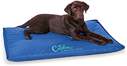 K&H Pet Products Coolin' Comfort Bed - Ultra Thick Cooling Orthopedic Pet Bed, Large (32