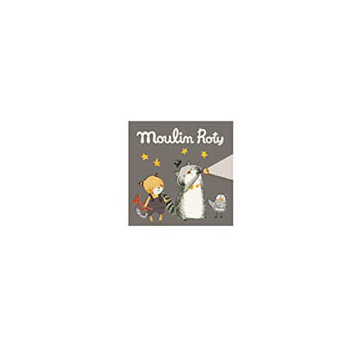 MOULIN ROTY MR-MR666364 - Caja con 3 discos para linterna Moustaches