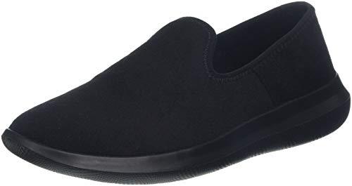 Chung Shi Herren Duflerino Wool Slipper, Schwarz (Schwarz 8891010), 43 EU