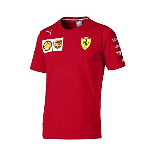 FERRARI Camiseta oficial Vettel