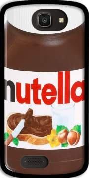 Mobilinnov Archos 50 Cesium Nutella Silikon Hülle Handyhülle Schutzhülle - Zubehor Etui Smartphone Archos 50 Cesium Accessoires