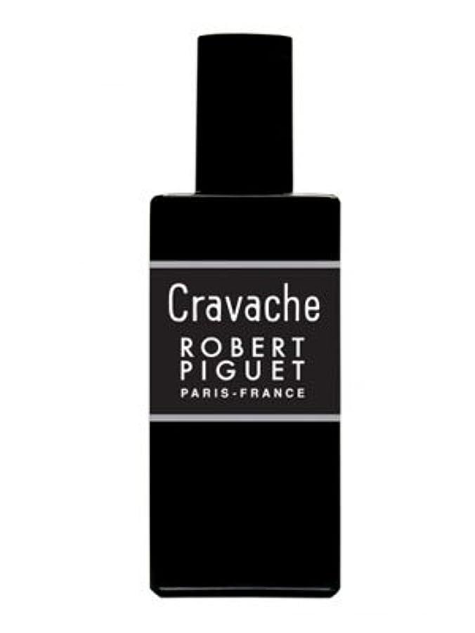 肌寒い郵便物司教Cravache (クラバシェ)3.4 oz (100ml) EDT Spray (テスター/箱なし?キャップなし) by Robert Piguet for Men