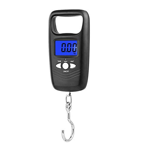 Portable Mini Hand Held digital Hanging Scale for suitcase Travel bag Electronic Weighting Luggage Scale fish Hook Balance JoinBuy.R