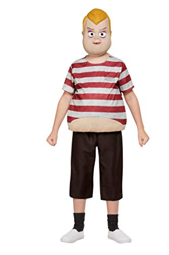 Smiffys 52236L - Disfraz oficial de Addams Family Pugsley