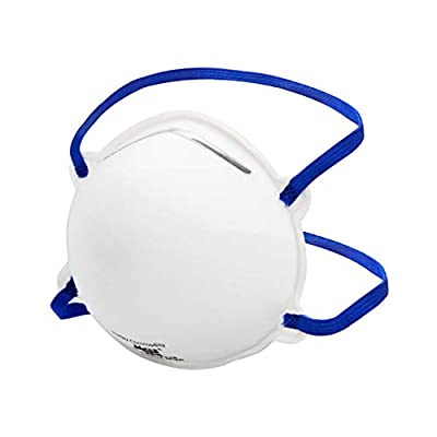 Nextirrer 20 Pieces N95 Respirator Mask, NIOSH Approval Respirator Mask from Guangzhou Harley Commodity Co., Ltd