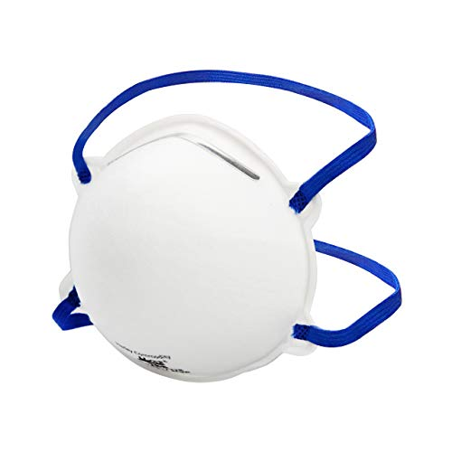 Nextirrer N95 Respirator Mask with High Filtration Capacity,NIOSH Approval - Pack of 400 Pieces