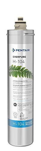 Everpure H-104 Water Filter Replacement Cartridge (EV9612-11) by Everpure
