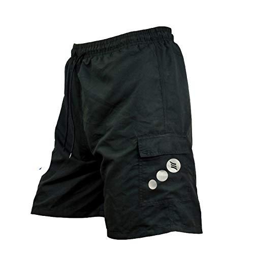 YOGOAOO Pantalones Cortos de Ciclismo para Hombre de Verano