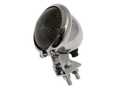 Custom Bates Style LED Arrêt lumière de frein arrière lampe pour Harley Dyna Electra Glide de dérivation Fatboy Softail Sportster 1200 883 Bobber
