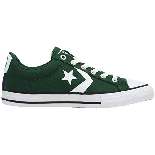Converse SP Ev Canvas Ox, Zapatillas Infantil