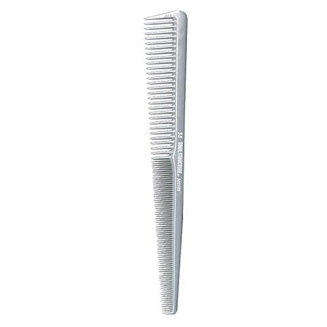 光の意志達成可能Tool Structure Barber Comb #55 [並行輸入品]