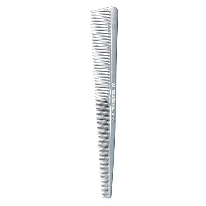 近所の脊椎サイズTool Structure Barber Comb #55 [並行輸入品]