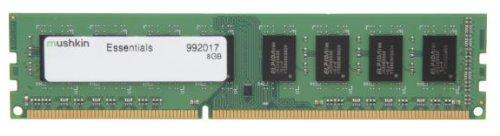 Mushkin Essentials PC3-10600 Arbeitsspeicher 8GB (1333 MHz, 240-polig) DDR3-RAM