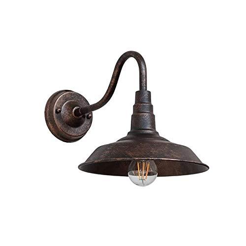 ZAKRLYB Impermeable al Aire Libre labrado lámpara de Pared led Patio Corredor lámpara de Pared Sala de Estar Fondo Pared lámparas Decorativas Apto para restaurantes hoteles cafés