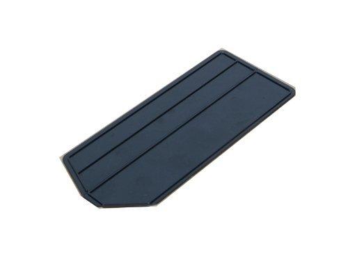 Triton Products 4-210 LocBin Bin Dividers for 3-210 Bins 4-7/8-Inch L by 2-5/8-Inch W by 1/8-Inch H Black ABS Plastic by Storability LocBin