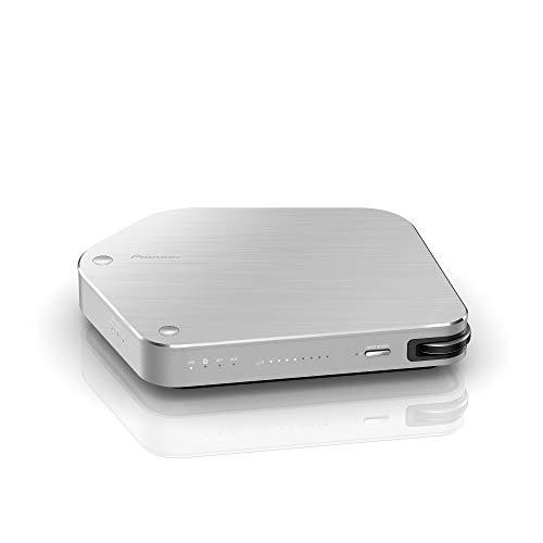 パイオニア Stellanova Bluetooth対応 ハイレゾオーディオ USB DACアンプ単体 シルバー APS-DA101JS