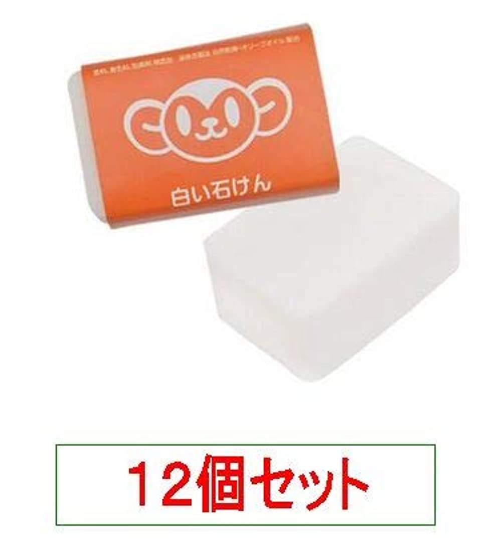 アブセイ支店シーズンハイム むーくんシリーズ 白い石けん 120g<無添加の洗顔、入浴用>X12個セット