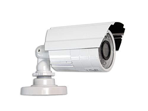 Vetrineinrete Telecamera ccd a colori 420 tvl linee 24 led infrarossi lente 2,8 mm con staffa videocamera sorveglianza 502IR D6
