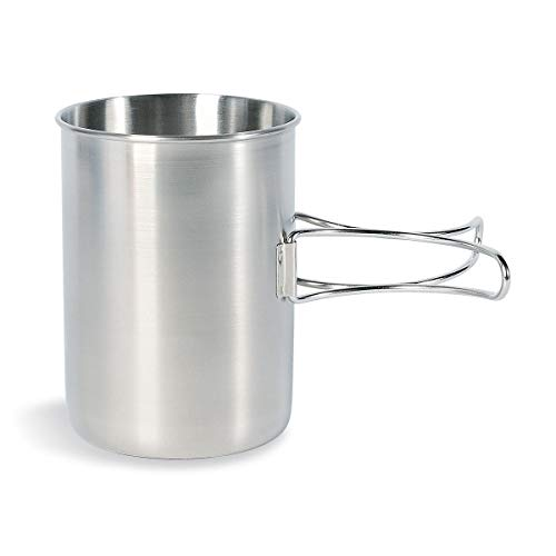 Tatonka Handle Mug 850 bägare, transparent, 10 x 13,5 cm