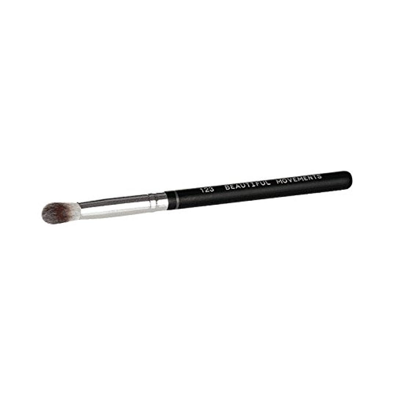 お別れ学んだ協定Beautiful Movements Eyeshadow Brush (Pack of 6) - 美しい動きのアイシャドウブラシ (x6) [並行輸入品]