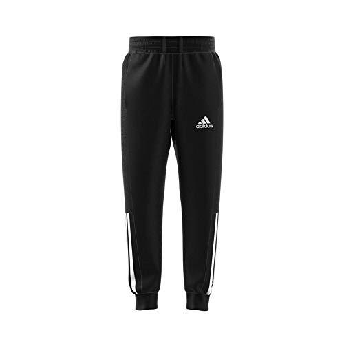 adidas LK Jog Pt Pantaloni, Black, 910A Unisex-Bambini