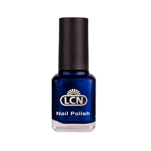 LCN nagellak Night Blue NA11 crème finish 8 ml