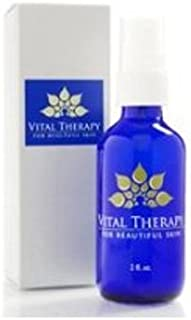Vital Therapy (Paraben-Free) Vitamin C with Caffeine Serum 60ml/2 oz. Bottle   Made In The USA