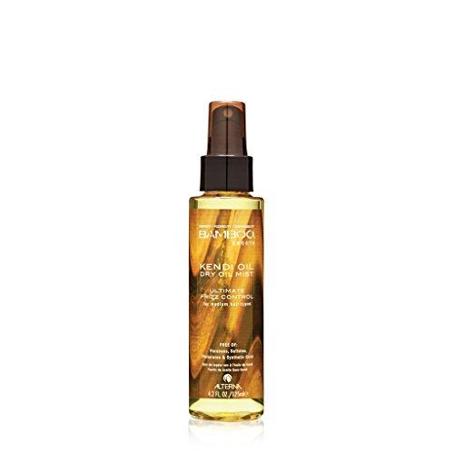 ALTERNA BAMBOO Smooth Kendi Oil Dry Oil Mist, 4.2 fl oz by Alterna